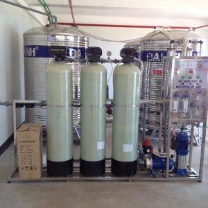 Lắp đặt dây chuyền lọc nước tại Công ty Pro Well Việt Nam - KCN Long Khánh