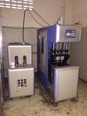 Cần thanh lý bộ sản phẩm máy lọc nước, Dây chuyền đóng chai tự động, thổi chai