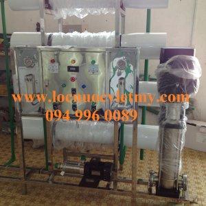 Công ty lắp đặt dây chuyền sản xuất nước uống đóng bình