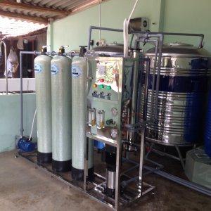 Lắp đặt dây chuyền lọc nước tại Tam Kỳ, Quảng Nam