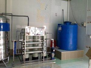 Công tác cần chuẩn bị để lắp đặt dây chuyền lọc nước đóng bình