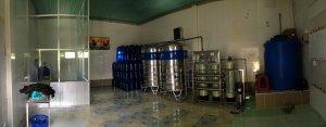 Lắp đặt dây chuyền lọc nước uống tinh khiết cho trường học, cơ quan, xí nghiệp