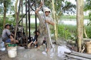 Biến dạng mặt đất TPHCM - Khai thác nước ngầm bừa bãi, khắc phục không đơn giản!