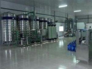 Dây chuyền lọc nước tinh khiết Công suất 1500 lít/h tại Gò Quao Kiên Giang