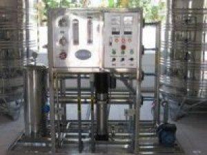 Dây chuyền xử lý nước nhiễm mặn tại Trà Ôn Vĩnh Long Công suất 3000 lít/h