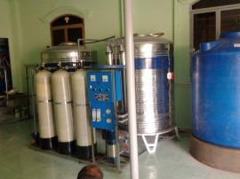 Hệ Thống Lọc Nước Tinh khiết Công Suất 700 Lít/h