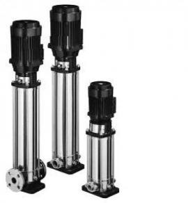 Bơm trục đứng Công suất 0.5- 15 HP
