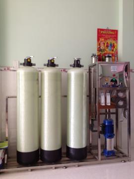 Hệ Thống Lọc Nước Tinh khiết Công Suất 350 Lít/h